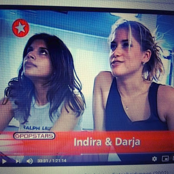 Check out my 18 year old self! Indira Maus do you remember? 😘 @indiraweis  This #tbt is brought to you by @popstars_germany and @anjablondiii 🥰😘💕 • • • • #darja #singer #songwriter #recordingartist #vocalist #performer #musician #mommy #music #indieartist #indiemusic #pop #popmusic #indiepop #unsignedartist #homestudio #babymama #motherhood #grateful #girl #livingthedream #bossbabe #singersongwriter #singersofinstagram #popstars #popstarsgermany #indiraweis #darjaschabad #darjasmusic