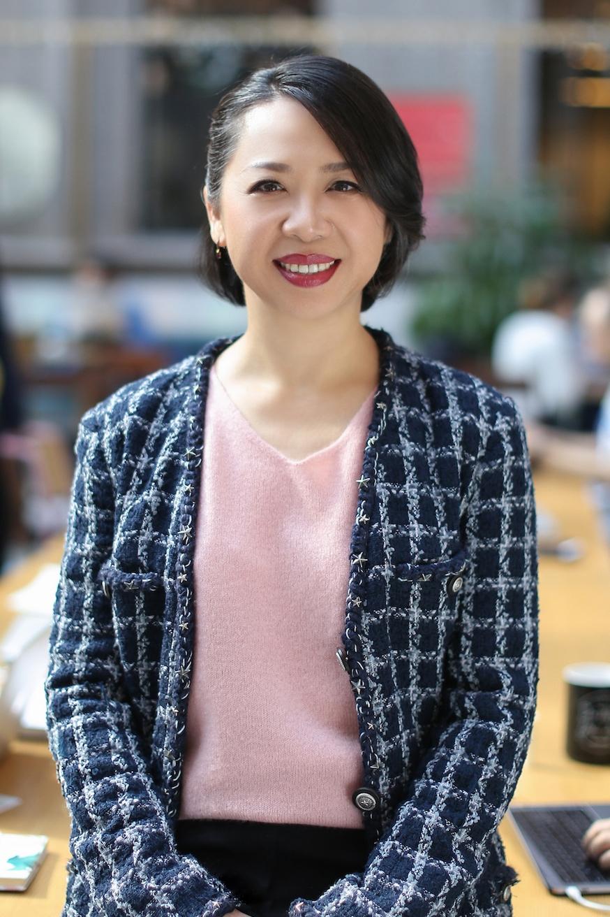 Bessie Lee - CEO i WithinlinkLes mer