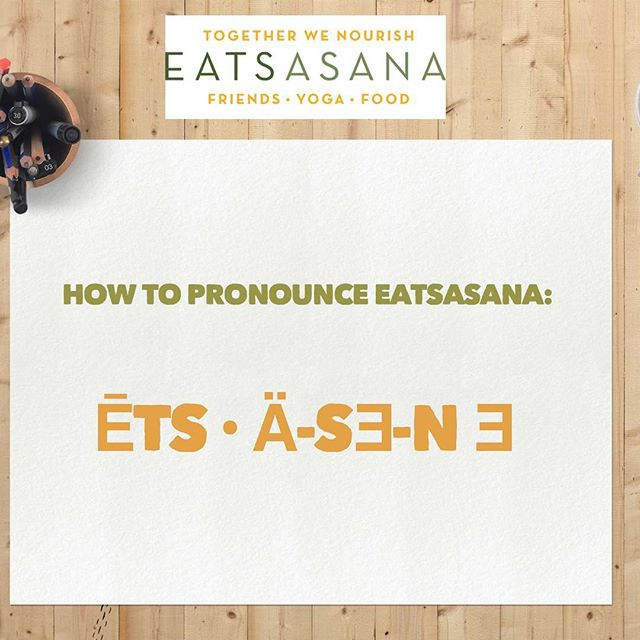 The more you know 💫 . . . #eatsasana #togetherwenourish #yoga #food #rocyoga #rocfoodie #foodyogafriends #rochesterny
