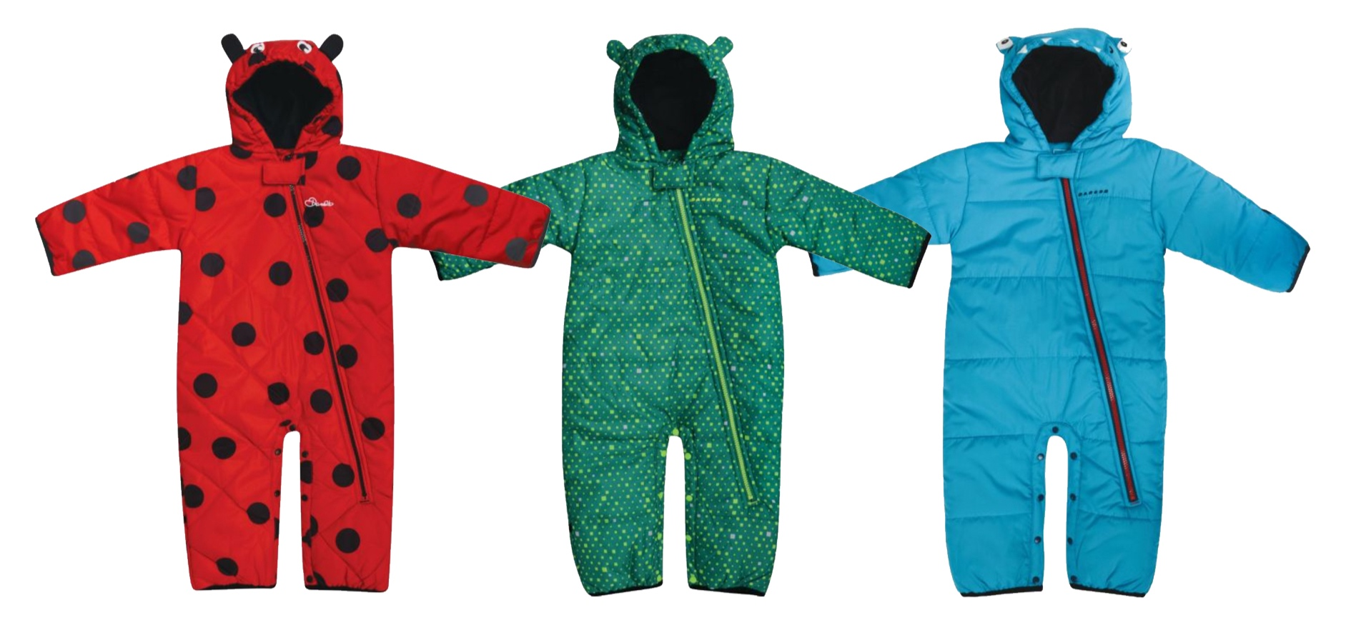 Dare 2b snowsuits can be found  here  and are also stocked at John Lewis, HoF and Debenhams.