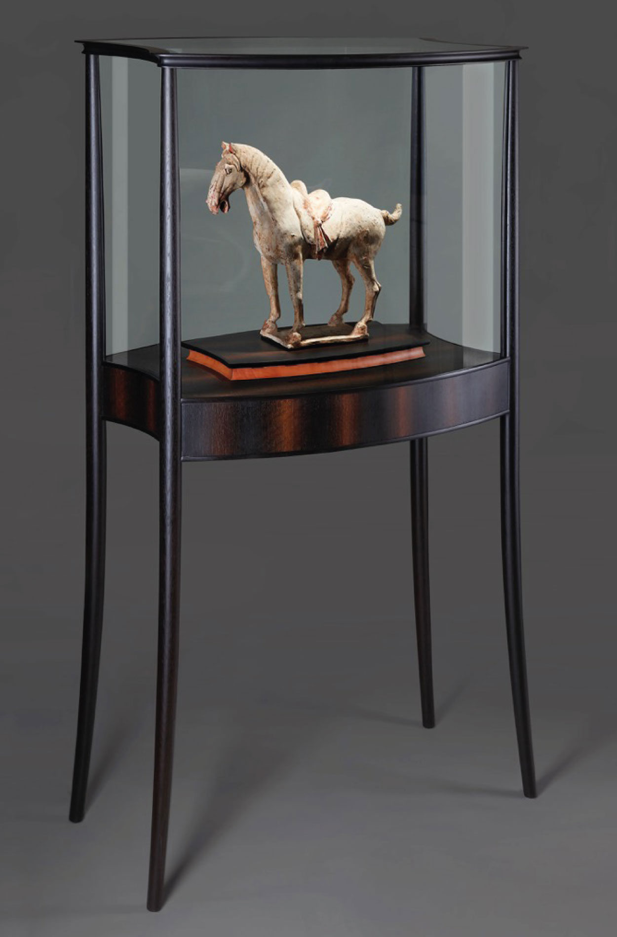 Display cabinet by Richard Williams