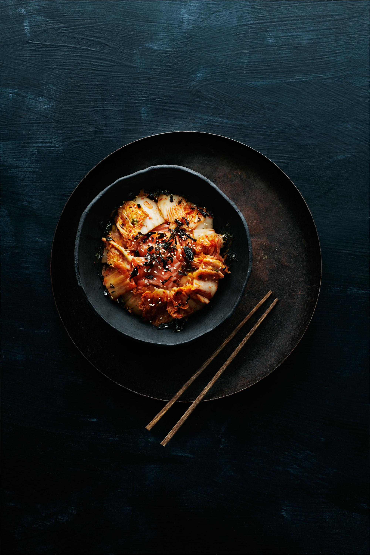 Lax Kimchi