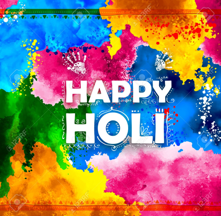 This year for Holi I want to bring awareness about Nomi Network. Help me raise funds to help support this amazing organization.