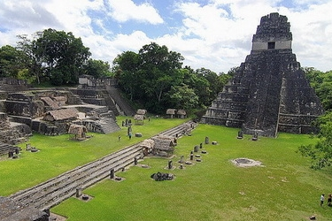 Tikal - Cross the boarder to Guatemala to see the largest city of the ancient Maya world. With over 100 years of archaeological study, Tikal has become one of the most famous Maya sites. Visit various main attractions including Temple IV, the lost world, and the imposing ceremonial Center Plaza. You will be accompanied by a knowledgeable licensed guide, often of Maya ancestry himself, exploring the amazing architecture of tower-temples which rise above the jungle canopy. Additionally, the flora and fauna of Tikal is just as diverse with favorable sighting odds of spider and howler monkeys and colorful tropical birds and mammals which are abundant in the surrounding forest. Enjoy lunch at the park then meander through souvenir shops displaying artisan crafts resembling those the ancients might have bartered before heading back to Sweet Songs Lodge.Full Day