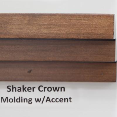 Shaker Crown