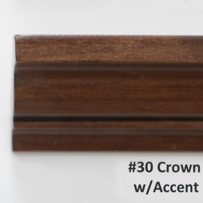 #30 Crown ~ 2 1/2''