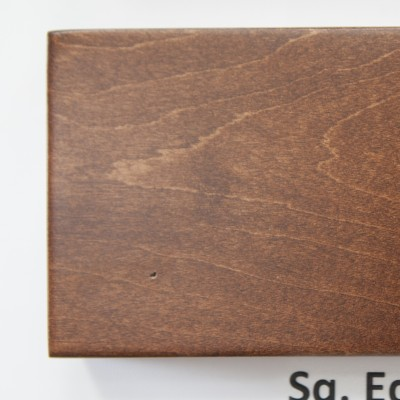 Backer with Square edge