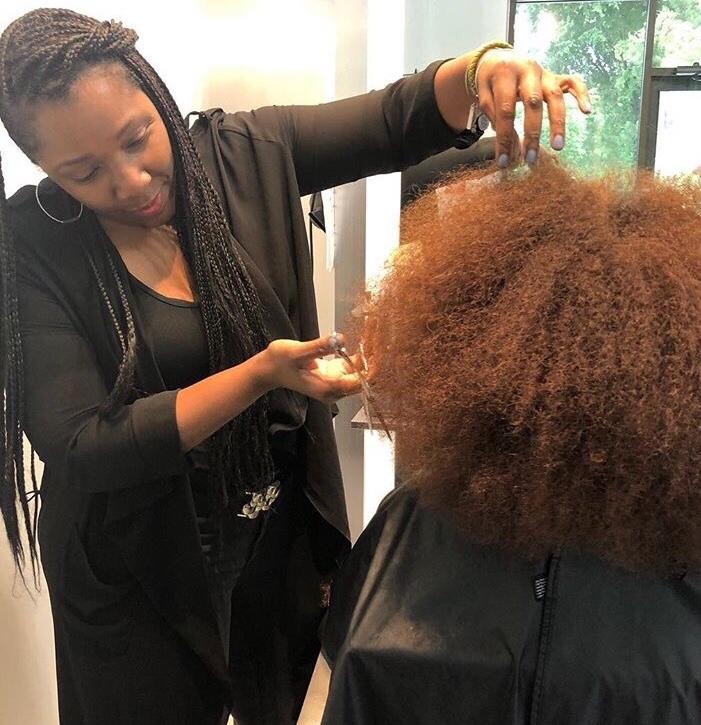Michelle - - Salon Owner & Stylist -Click HERE for Michelle's Porfolio