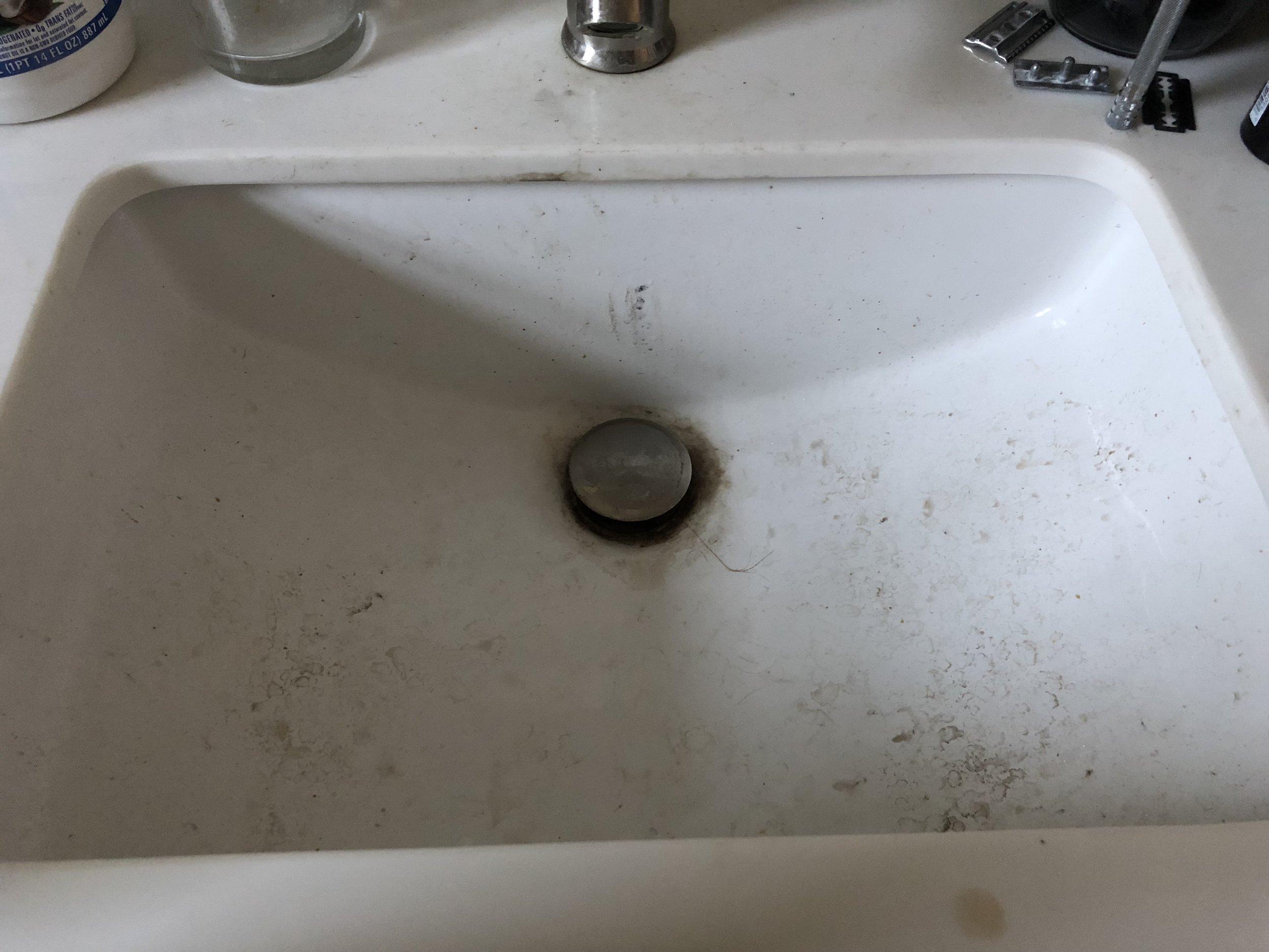 Bathroom Sink1