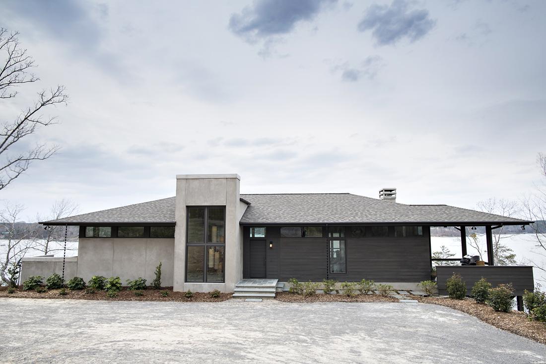 B-metro magazine 2013 Lake living architecture exterior and interior design Alabama