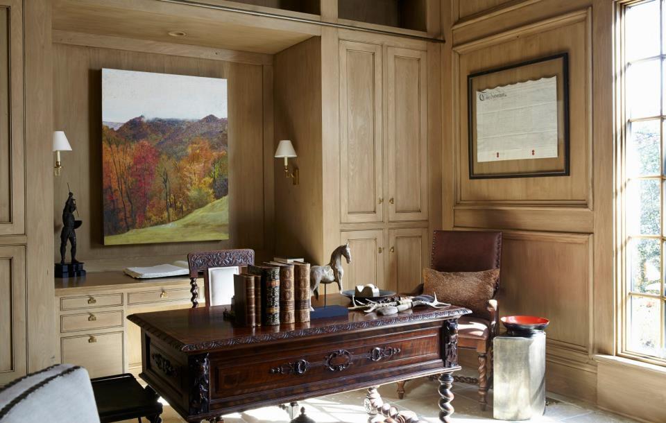 B'Ham Home & Garden Suite Upgrades Mountain Brook AL residence renovation magazine highlight architecture exterior and interior design Alabama
