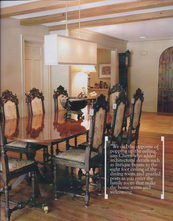 B-metro Magazine 2010 keep it casual page 4 architecture interior and exterior design Alabama