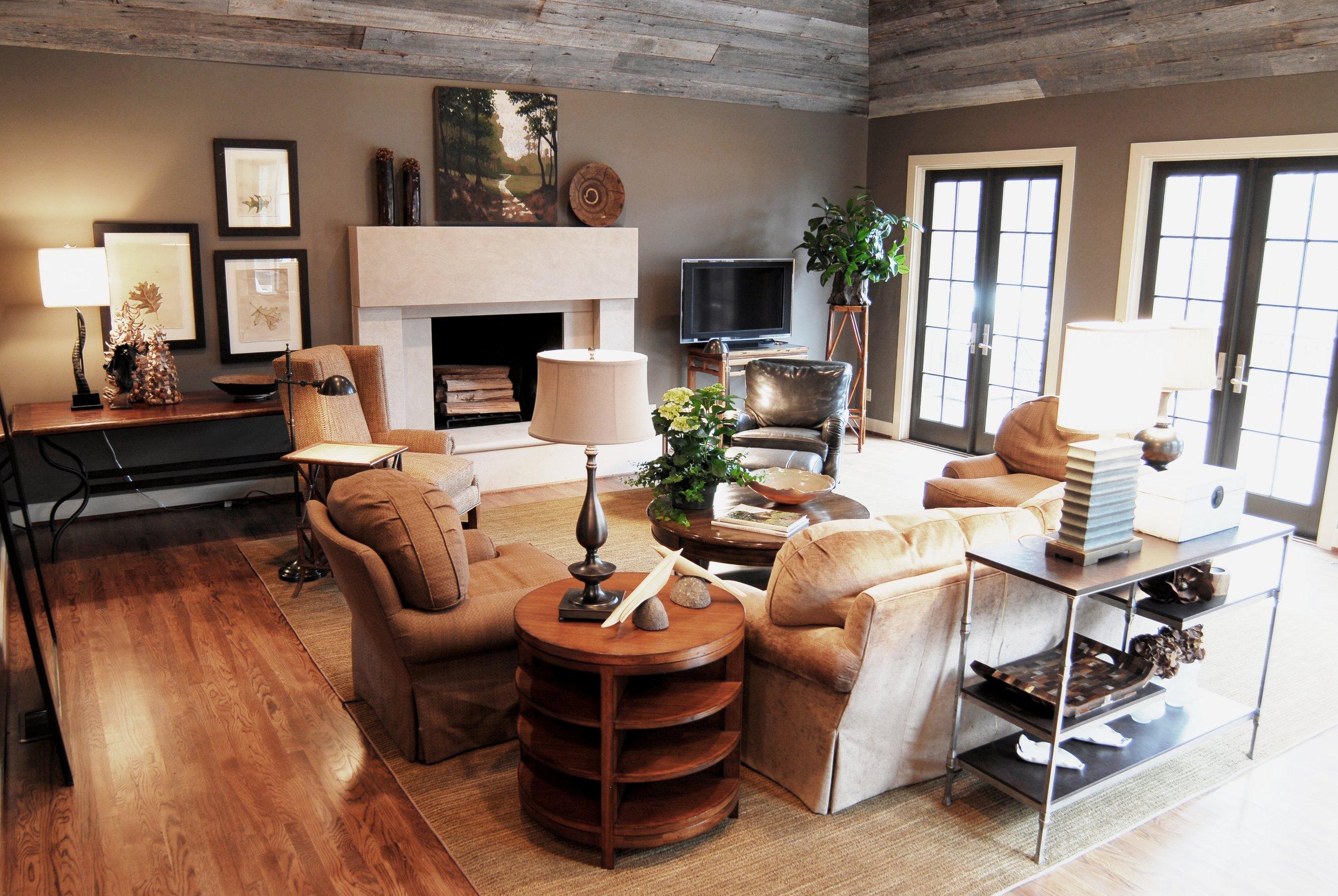 Birmingham Magazine Taking it down a notch highlight interior design Alabama