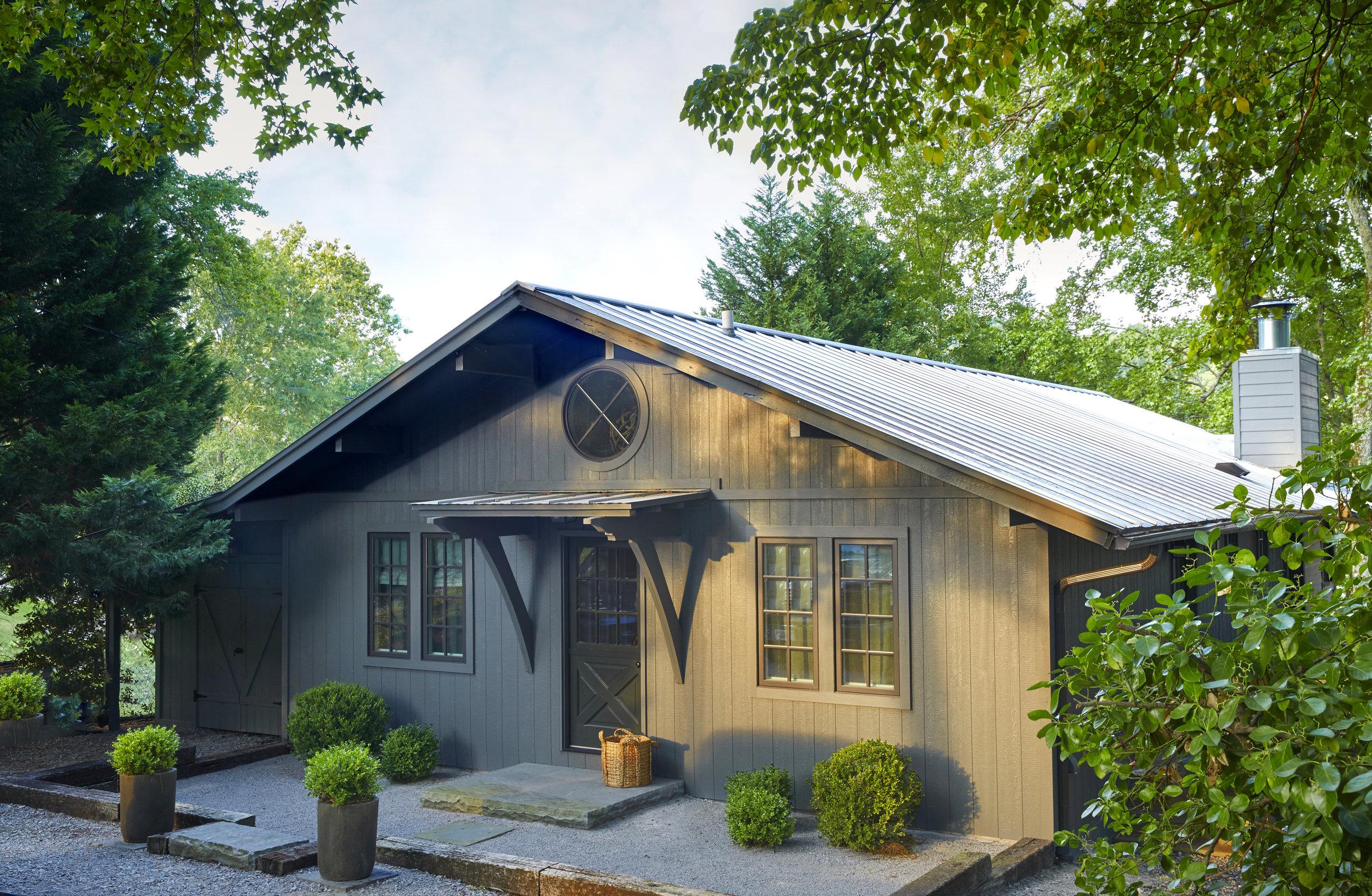 Camp Coleman magazine feature exterior and interior architecture design 2017 Alabama