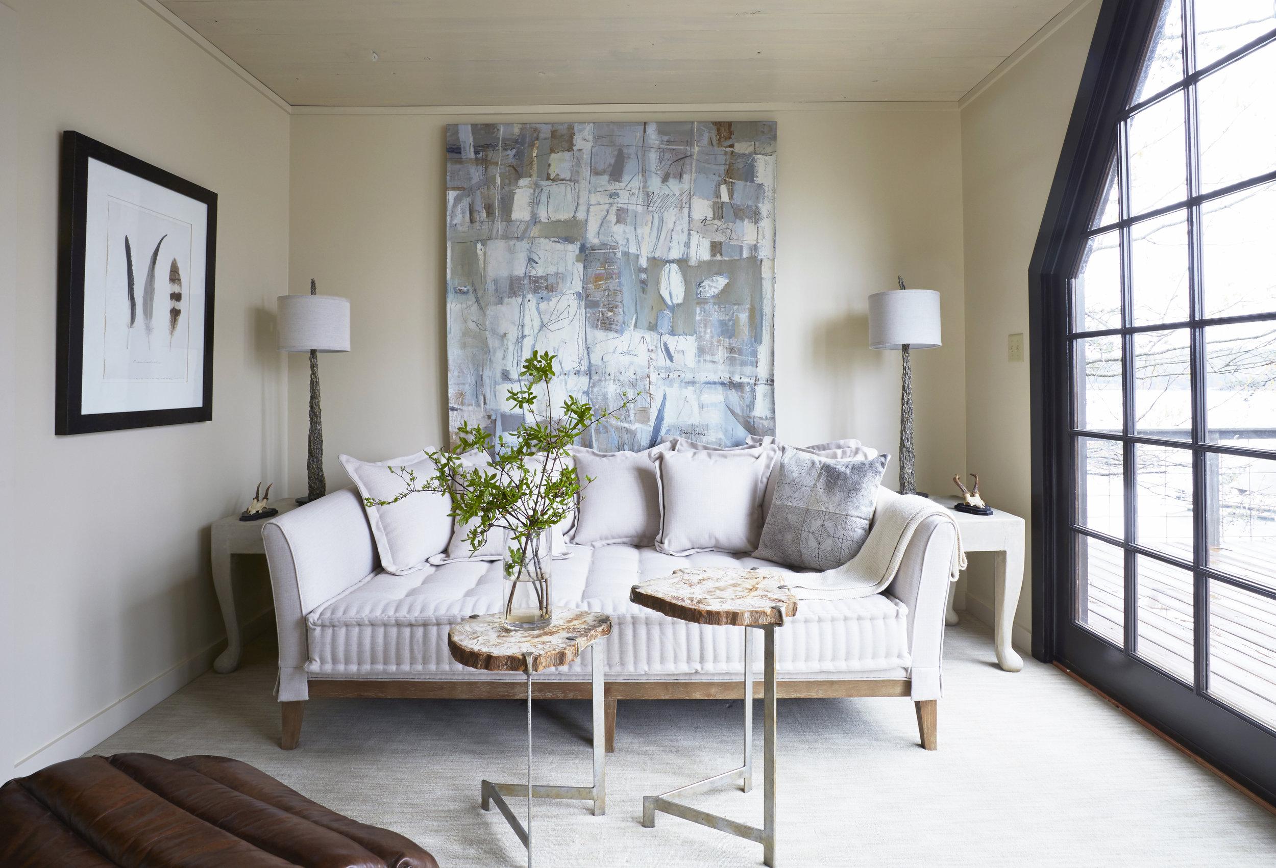 Seven Sticks Lake House magazine feature interior and exterior architecture design 2016 Alabama