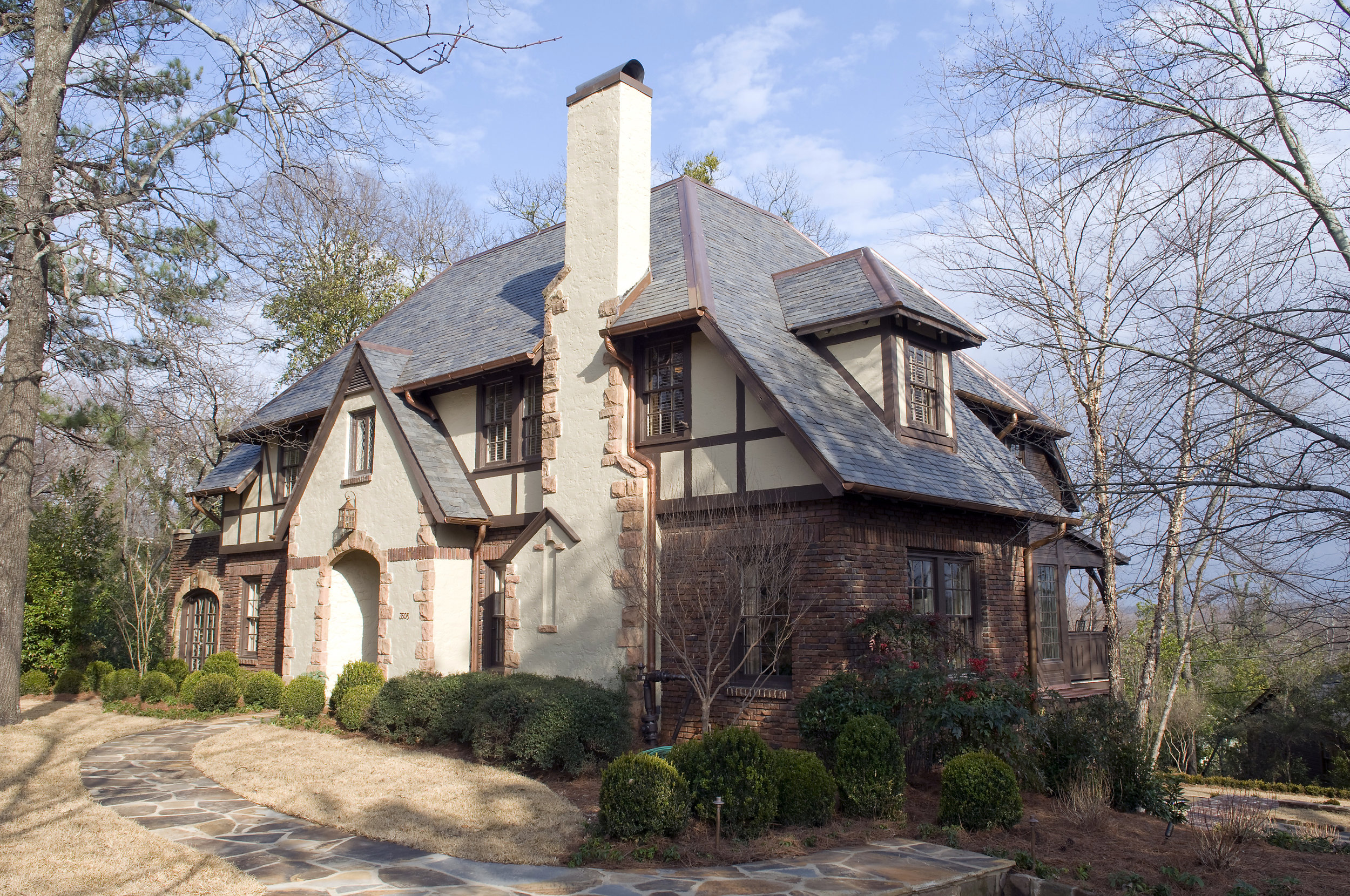 Dunnhouse Nick of Time magazine feature exterior and interior architecture design 2011 Alabama