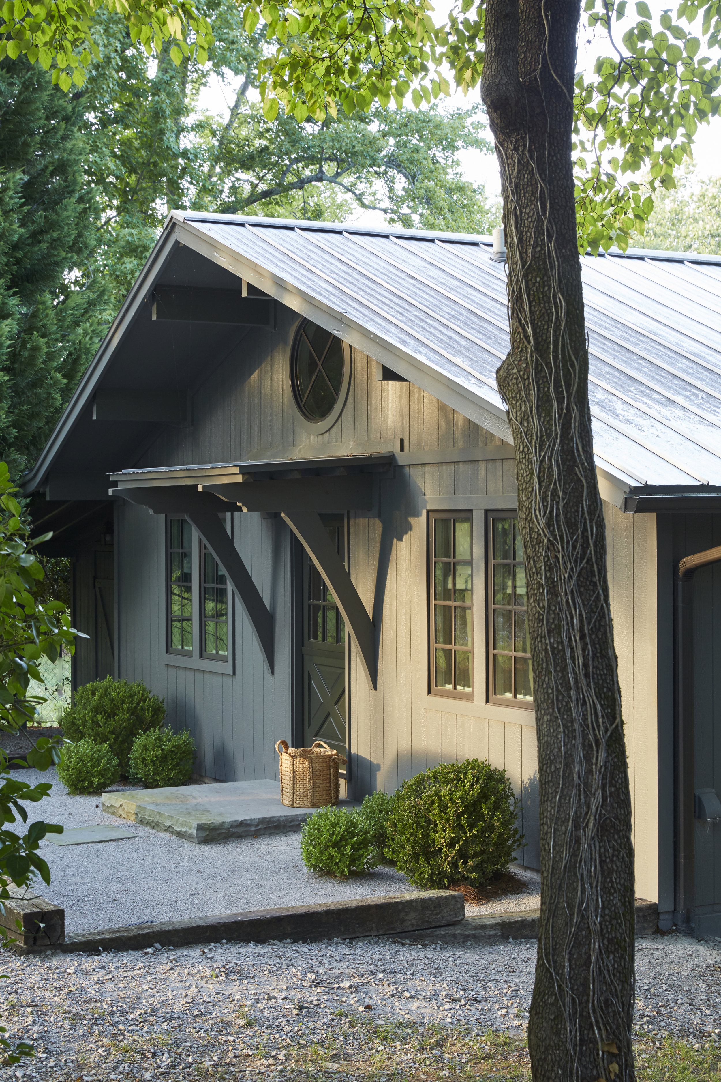 Camp Coleman Lake House exterior Renovation architecture Alabama