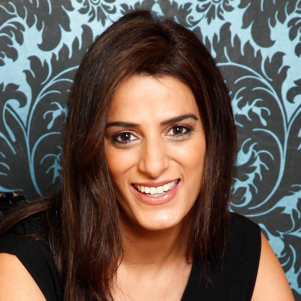 Priya Lakhani Smiling