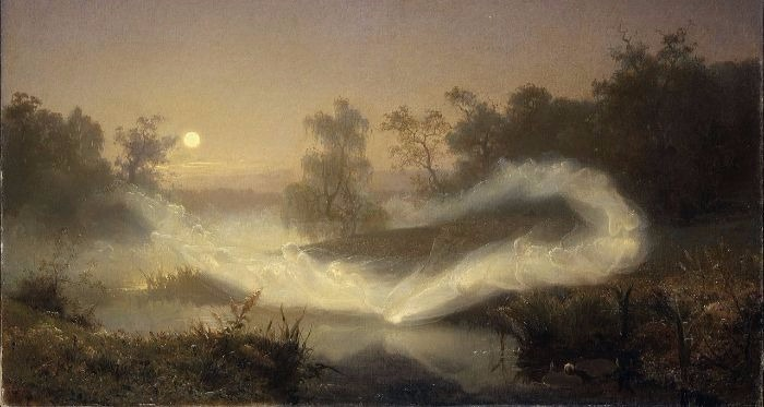 """Dancing Fairies"" by August Malmström"