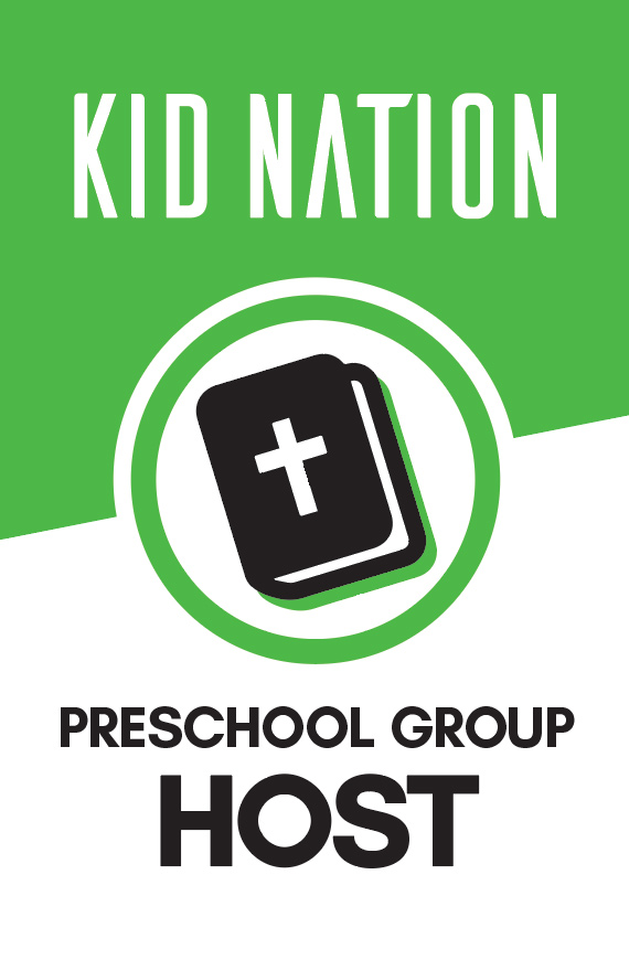 Engage ages 3-5 in our weekly Bible story.