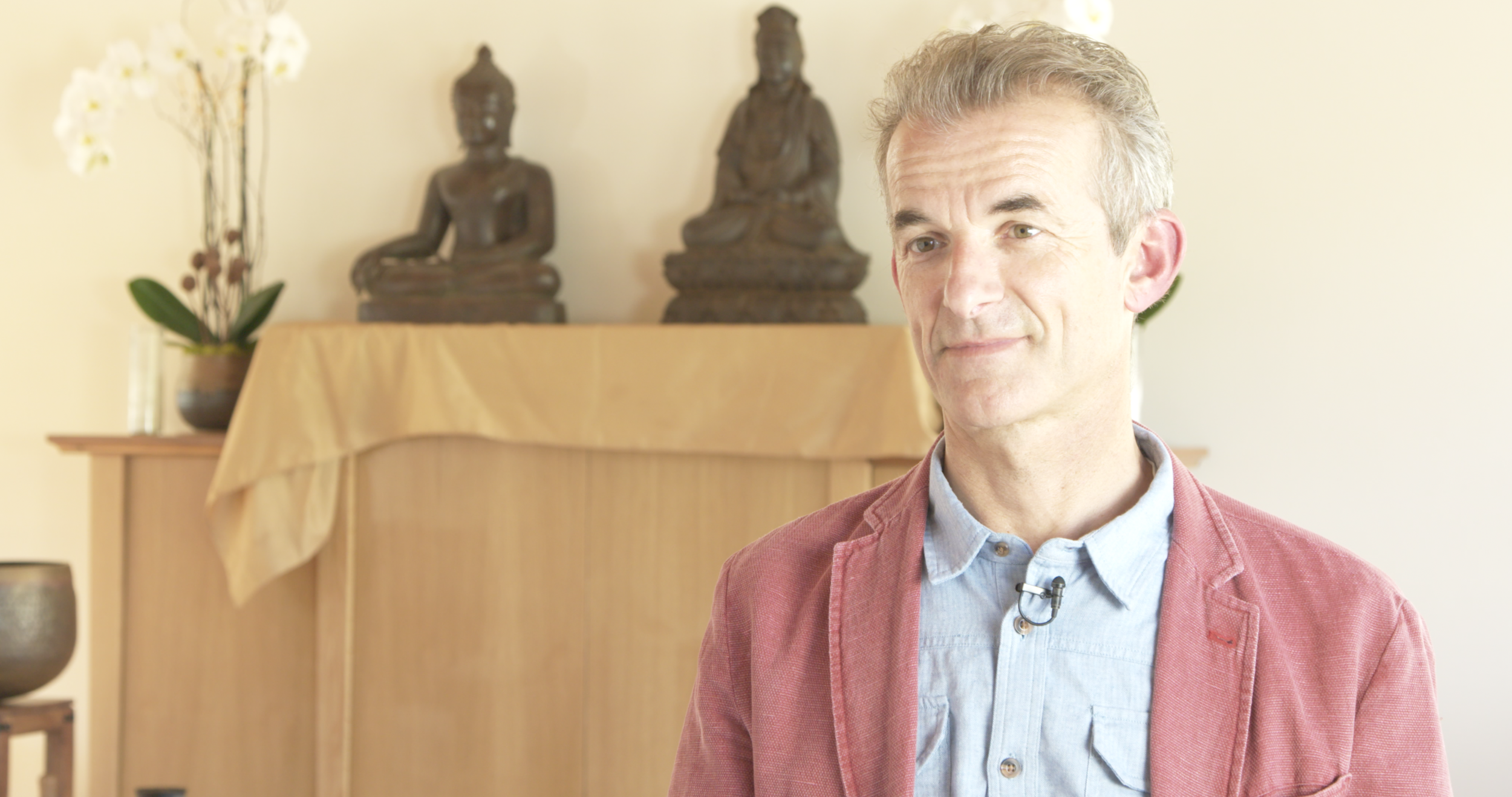 Mark Coleman - Mark Coleman holds a MA in Clinical Psychology and works individually with people as an executive coach and consultant, drawing on his extensive experience in working with people as a therapist. Mark is a senior meditation teacher at Spirit Rock Meditation Center, a renowned leader in the mindfulness field, and teaches regularly with pioneering teachers such as Jack Kornfield and Sharon Salzburg. He has been teaching mindfulness workshops and meditation retreats in six continents for the past fifteen years.He is writer and author of Make Peace with Your Mind: How Mindfulness and Compassion Can Help Free You from the Inner Critic, and Awake in the Wild: Mindfulness in Nature as a Path of Self-Discovery.