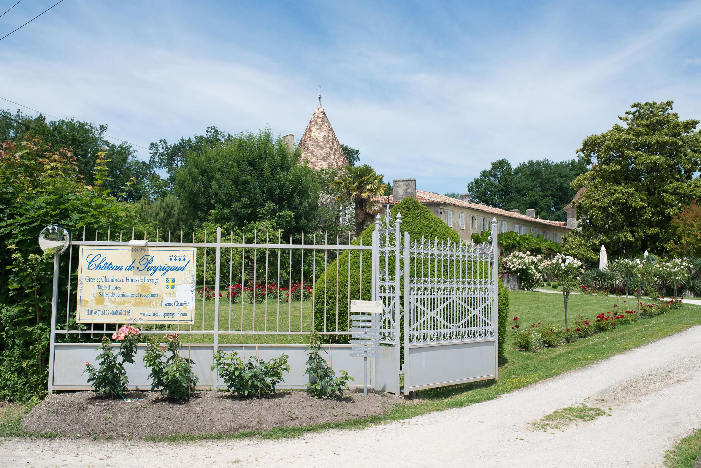 Chateau de Puyrigaud - Léoville