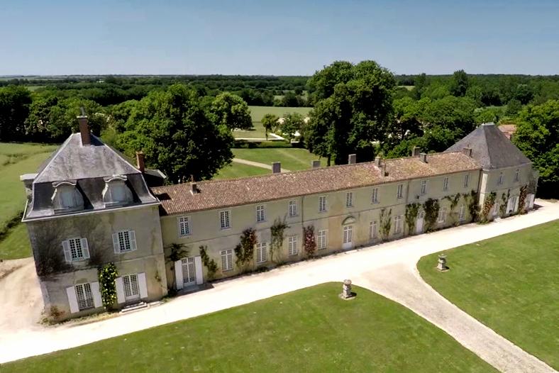Abbaye de la Grace Dieu - Benon (Charente-Maritime)