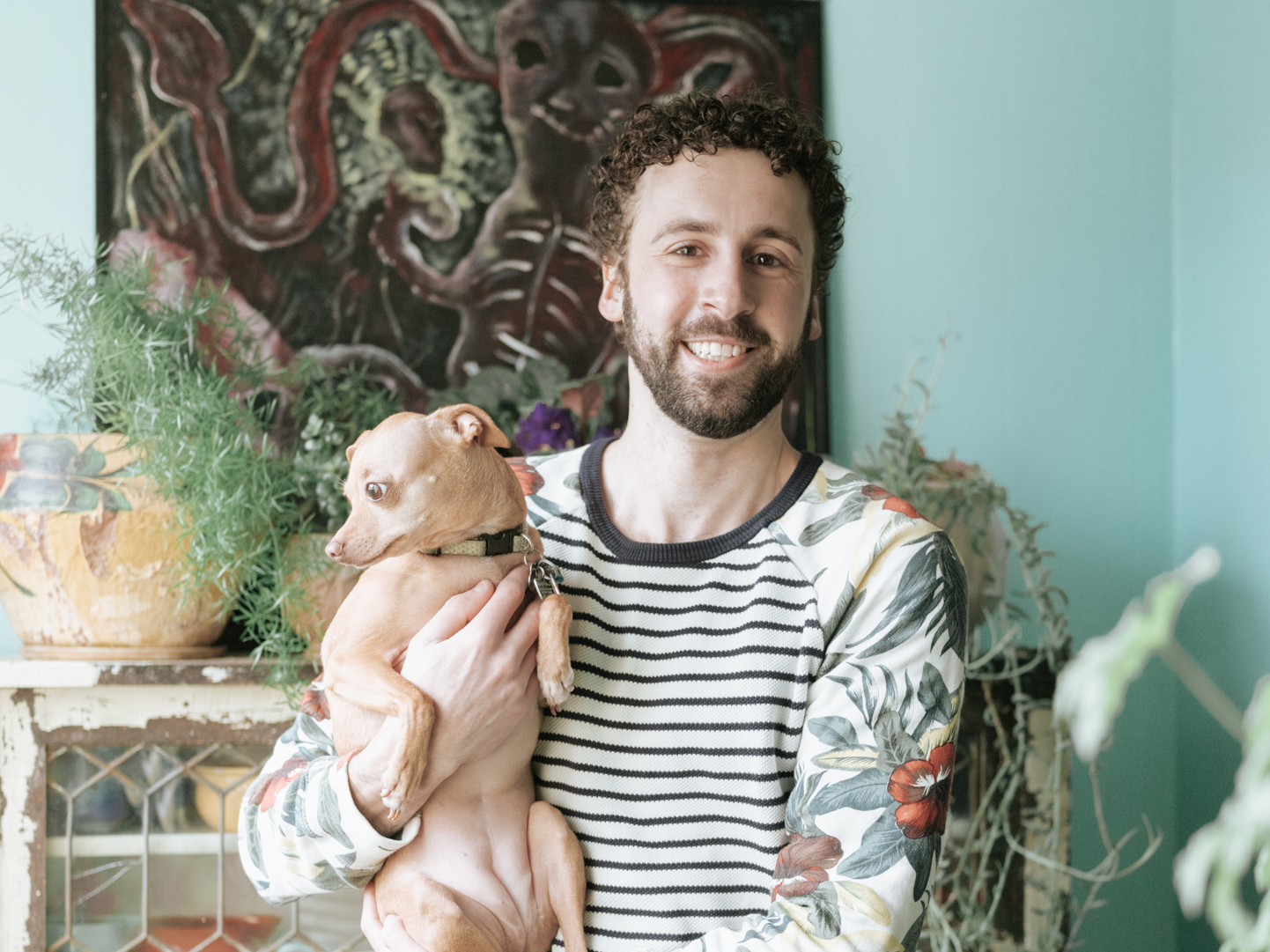 Meet Matt Mirarchi! - Our first home tour takes us inside the home (dubbed gay gardens) of this local Seattleite.