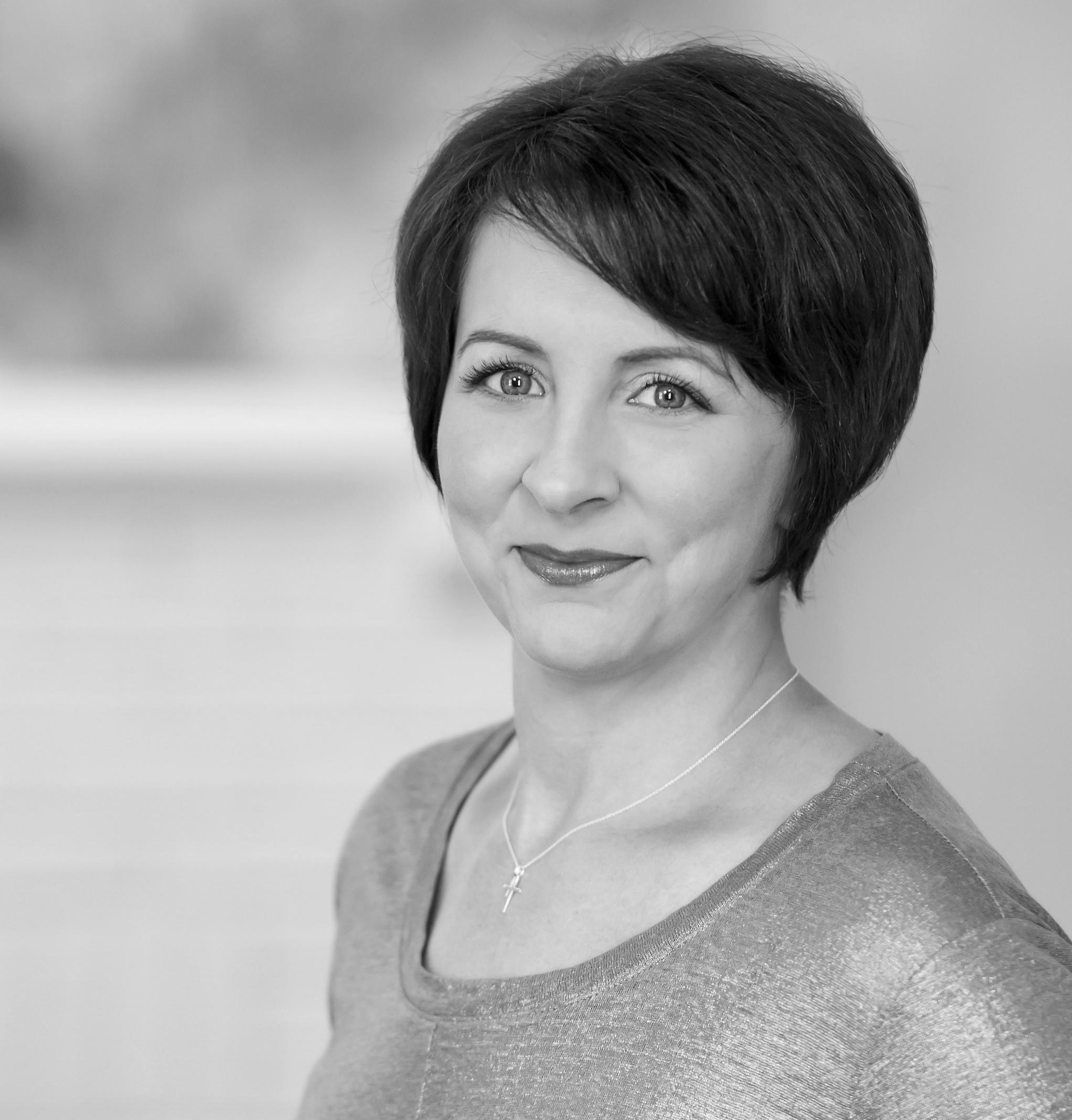 Alexandra Robertson, Director of Marketing