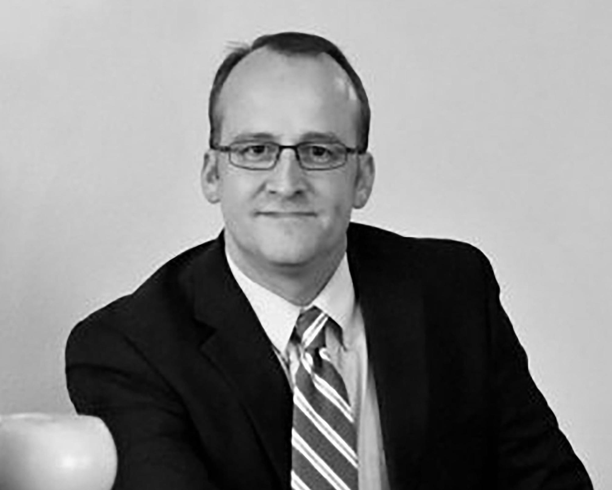 Ron Ropp, VP Technology
