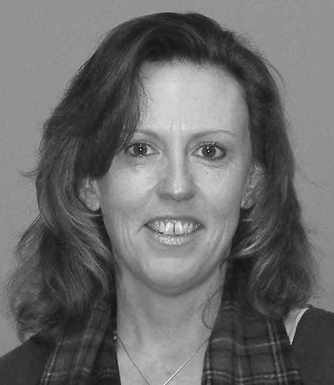 Kimberli Stinson, VP Client Services
