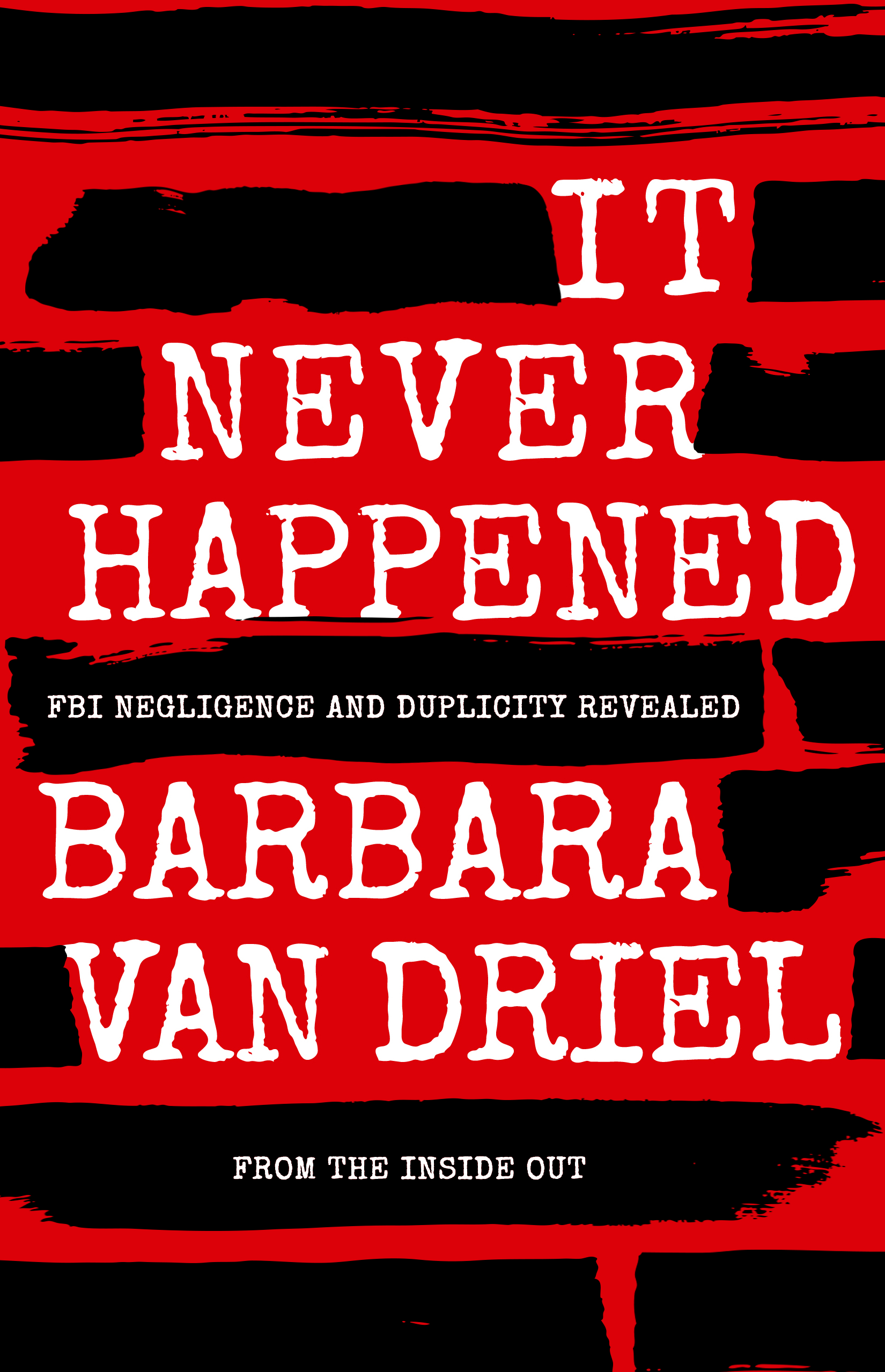 Synopsis: - It Never Happened: FBI Negligence and Duplicity Revealed from the Inside Out chronicles Barbara Van Driel's eight-year career as a Special Agent in the FBI, exposing the dysfunctional culture of one of the country's most formidable bureaucracies. With honesty and self-deprecating humor, Van Driel not only paints a searing picture of what it was like to work sensitive cases surrounded by senior agents who had lost their enthusiasm to serve their country and its citizens, but she describes a maddening culture of apathy that rendered the workplace a hostile environment. Diligence and integrity were rewarded with discouragement, resentment, and sexual aggression. Van Driel recounts multiple incidents of shocking sexual predatory behavior that were met with indifference by the established order, exposing an entrenched ethos of conformity and silence in the face of injustice and abuse.