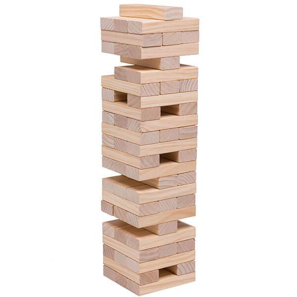 giant tumbling blocks  |  $10 rental