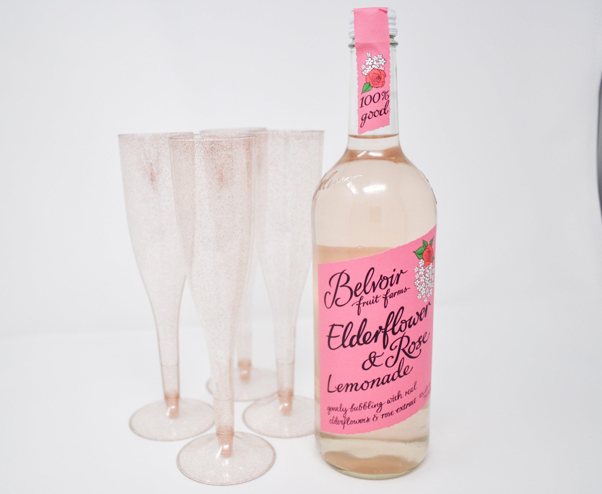 glitter + bubbles beverage service  |  $16