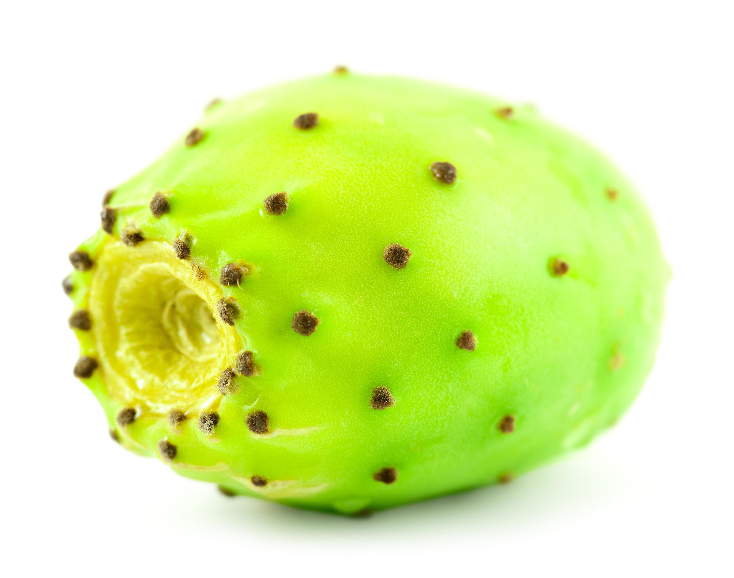 Green Cactus Pears