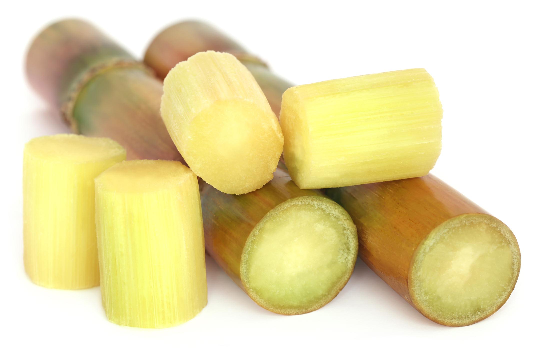 Sugar Cane Stalks and Chews