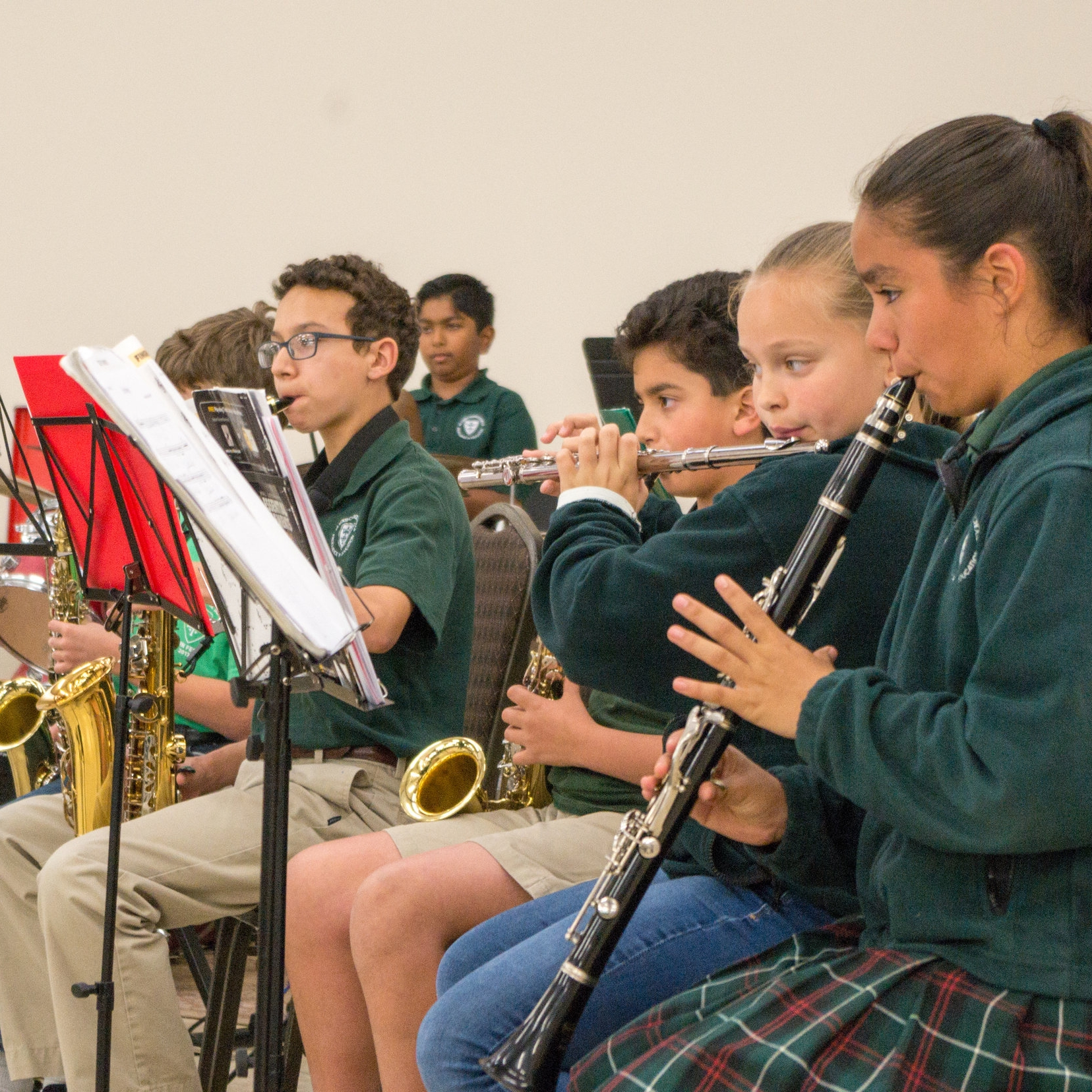 Academic Enrichment  - We offer more than just a classroom education at SLCS, There are many opportunities for students to explore their interests and cultivate their talents during the school day and in after school activities:* Private Schools Interscholastic Association* Choir* Science Fair* Math Pentathalon* Rock Band* French Culture* Spanish* Run Club* Scouts* Theater (One Act Play)* Electives