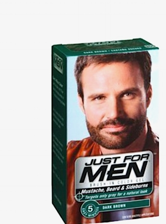 Just for Men - Mustache and Beard