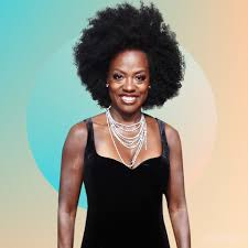 Viola Davis - winner of the Triple Crown of Acting - Academy Award, Emmy Award and a Tony Award.