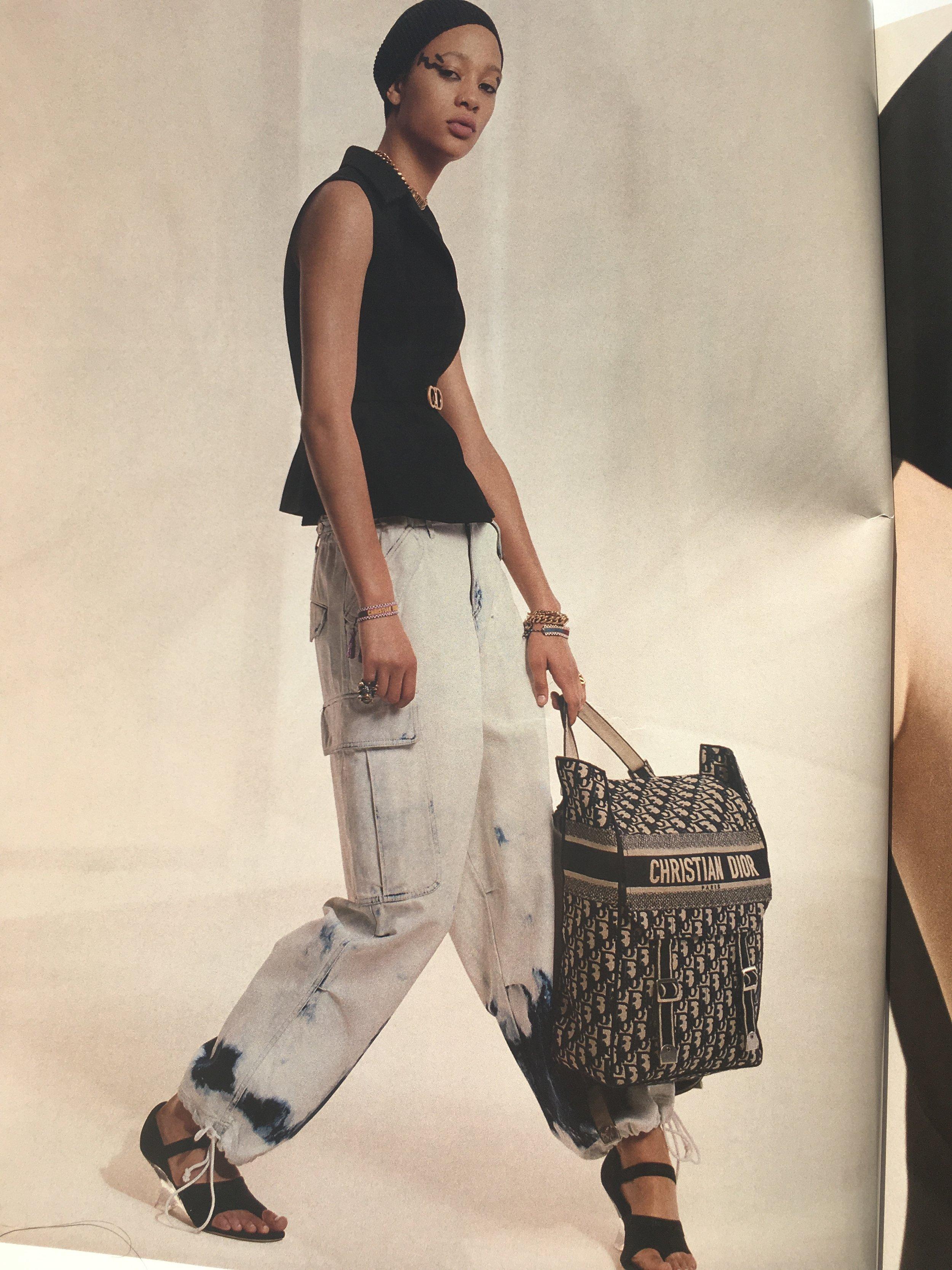 Crazy Dior cargos!