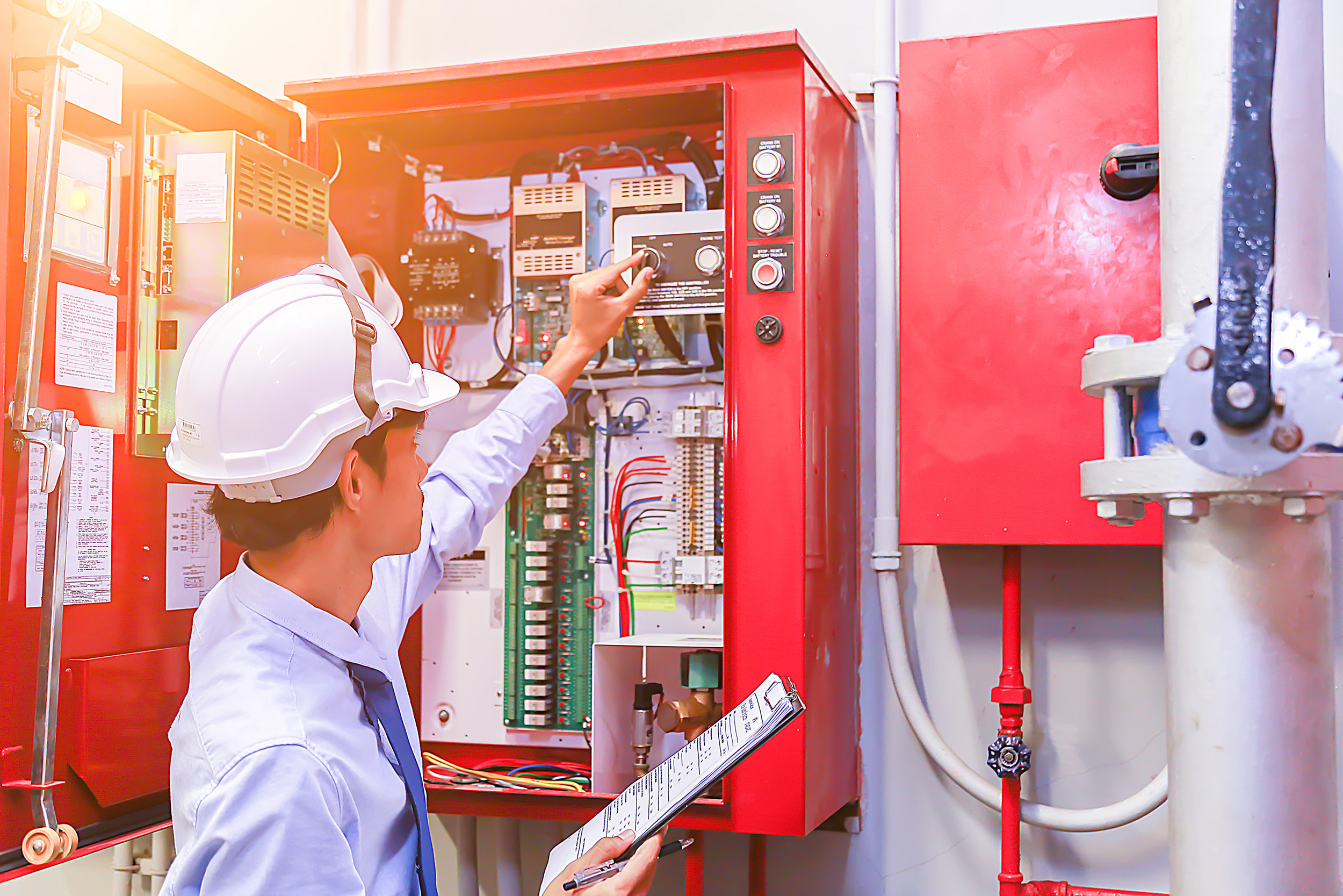 Systems Engineering - Our service technicians are on-call 24 hours a day to help you handle emergency service issues.