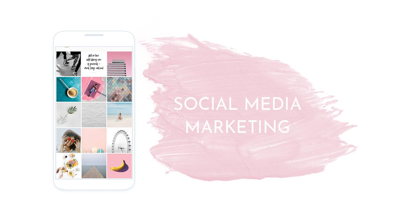 SOCIAL MEDIA MARKETING - SERVICES