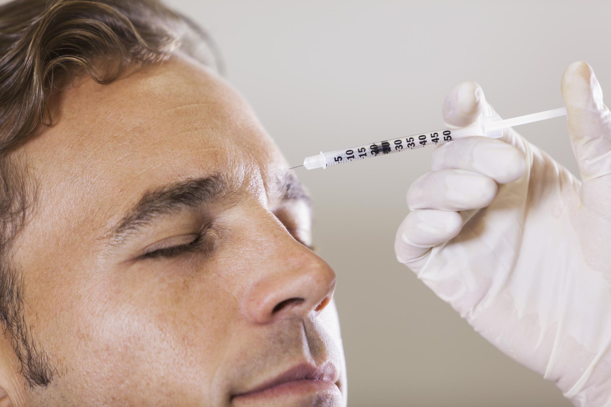 Botox for men in Lexington, MA
