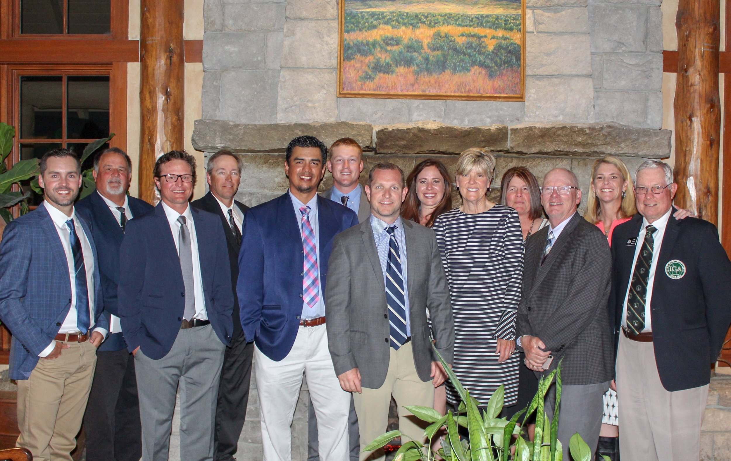 2019 Idaho PNGA Cup Team     Front Row:    Joe Panzeri, Dan Stewart, Gilbert Livas, Jesse Hibler, Karen Darrington, Scott Masingill, Captain Russ Peterson     Back Row:    Dan Pickens, Darren Kuhn, Ty Travis, Michelle Gooding, Kareen Markle, Abby Black