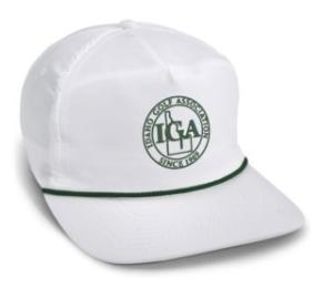 IGA ROPE HAT - ADJUSTABLE CAP