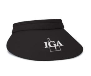 The Ladies IGA – Clip Visor