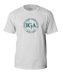 The IGA Tee - Crew Neck
