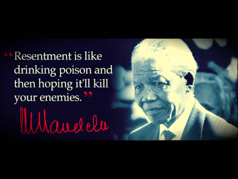 Worthy Beyond Purpose Nelson Mandela