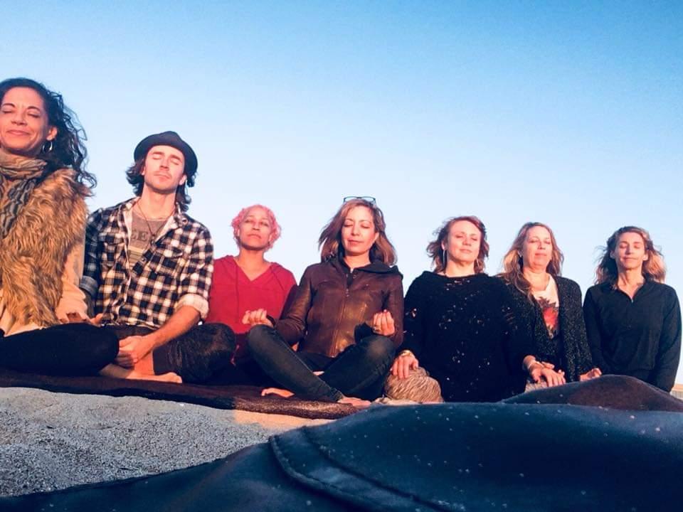 Worthy Beyond Purpose Beach Meditation