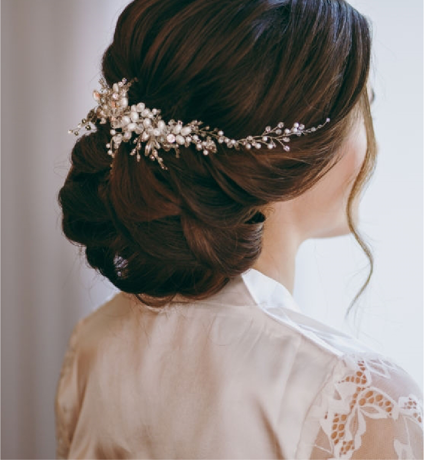 Bridal Bar - You can come to us, or we'll come to you!